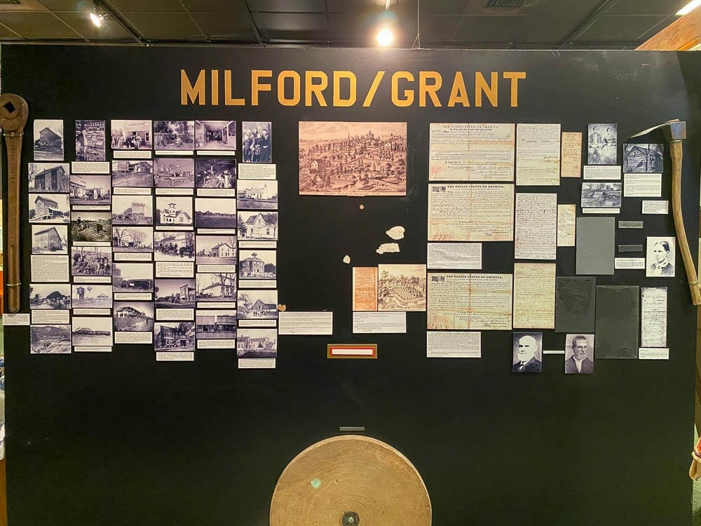Milford / Grant