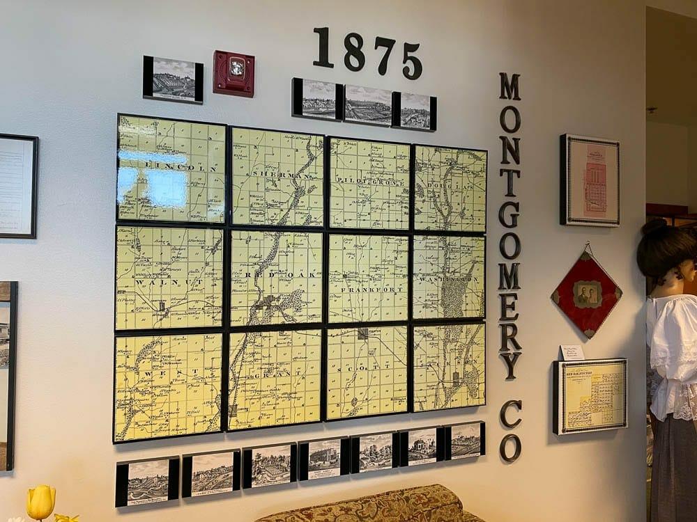 Montgomery County History